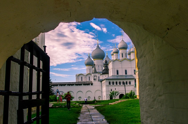 Dome, Cathedral, Architecture, Church
