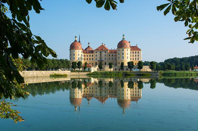 Moritz Castle, Dresden, Architecture, Royal Castle
