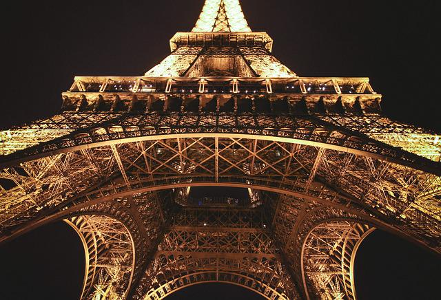Architecture, Art, Building, Eiffel Tower, Landmark