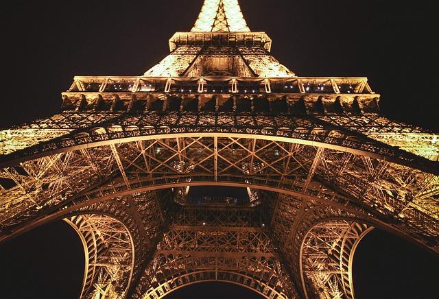 Architecture, Art, Building, Eiffel Tower, Landmark