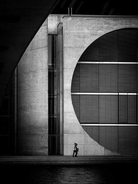 Berlin, Architecture, Building, Germany, Facade