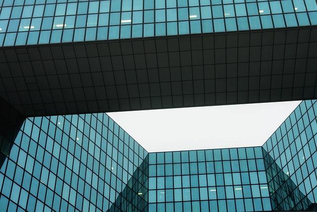 Paris, France, Facade, Architecture, La Defense, La