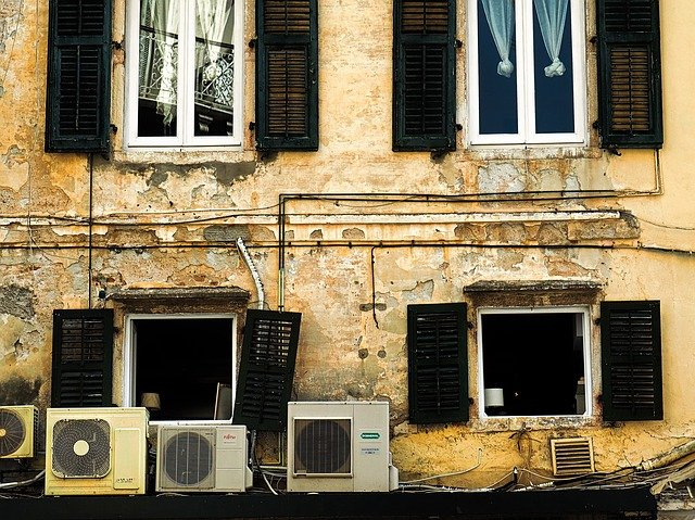 Window, Home, Architecture, Old, Family, Building