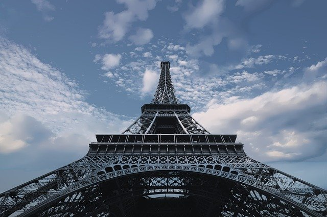 Eiffel Tower, France, Landmark, Architecture