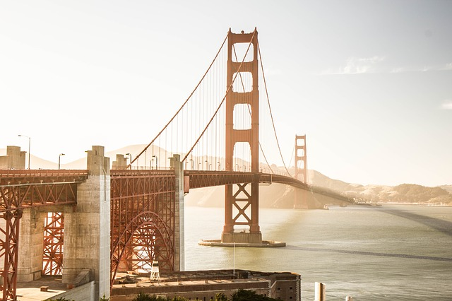 Architecture, Bridge, Golden Gate Bridge