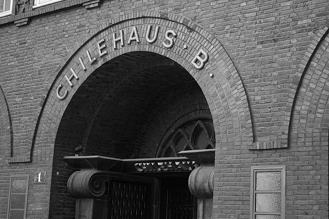 Hamburg, Chile-house, Architecture, Building
