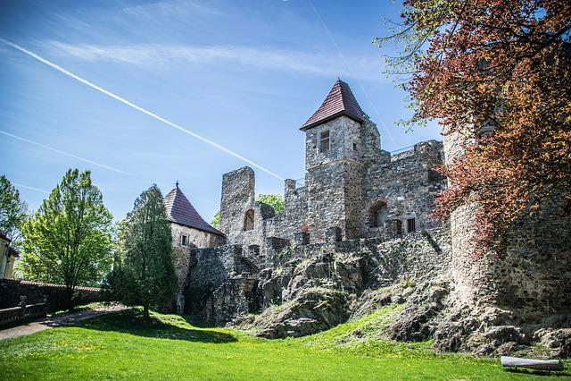 Castle, Architecture, History