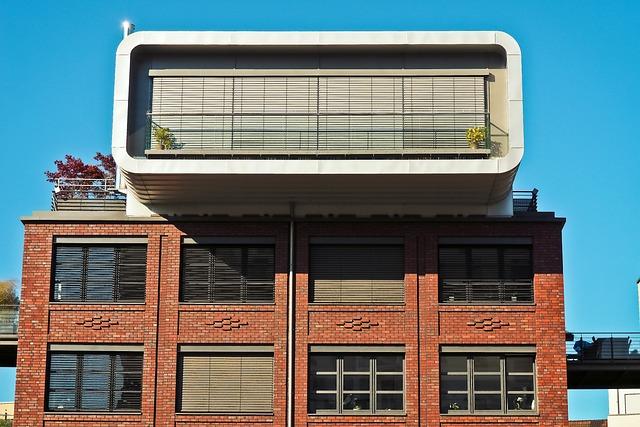 Architecture, Modern, Building, Home, Facade