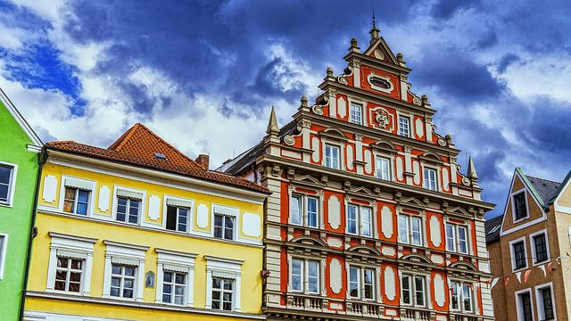 Architecture, Facade, Old Town, Building, Home, Window