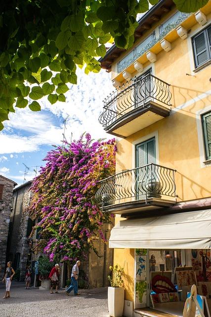 Sirmione, Lake Garda, Architecture, Travel, Tourism