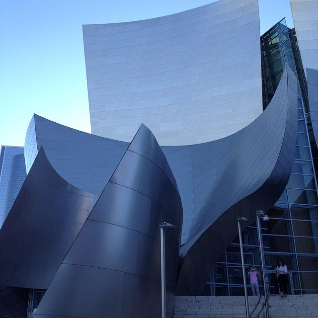 Architecture, Business, Futuristic, Modern