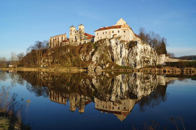 Abbey, Benedictines, Monument, Wisla, Architecture