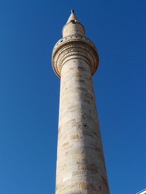 Minaret, Tower, Mosque, Faith, Building, Architecture