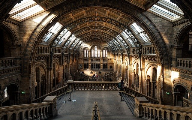 Museum, London, Natural History, History, Architecture