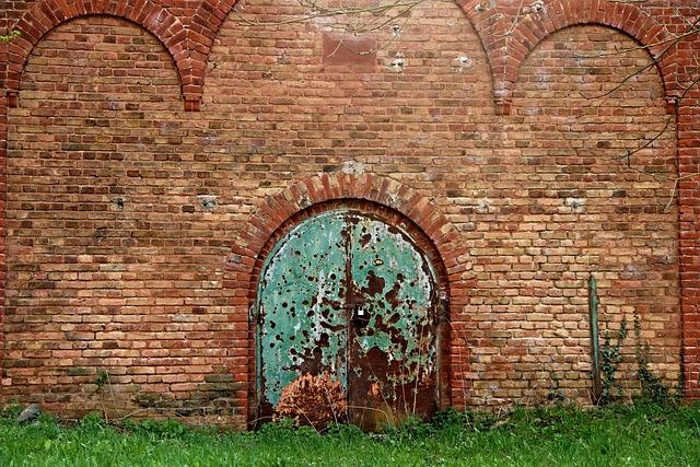Goal, Masonry, Bricks, Input, Old, Wall, Architecture