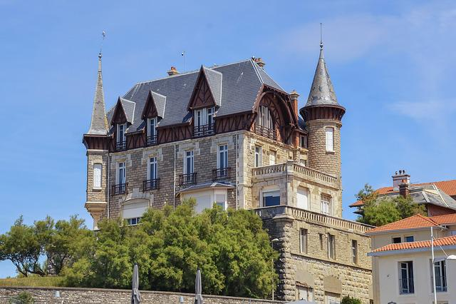 Architecture, Old, Castle, Travel, Building, Tower