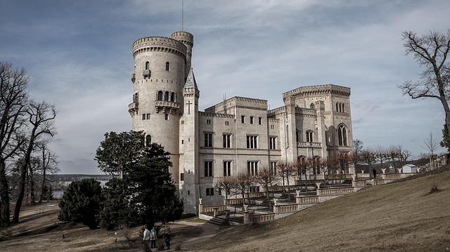 Architecture, Old, Building, Palace, Castle