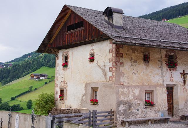 House, Roof, Ornament, Architecture, Tiles, Houses