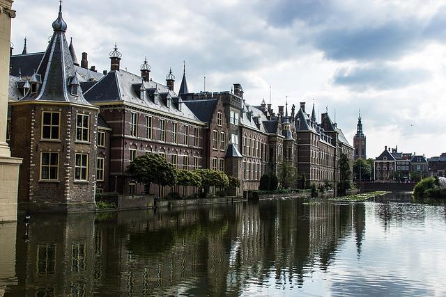 The Hague, Architecture, Buildings, Parliament Building