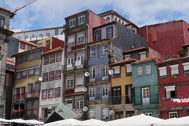 Porto, Buildings, Architecture
