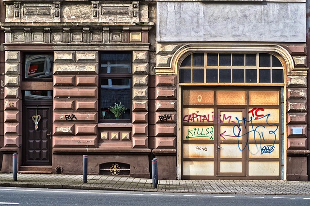 Architecture, Road, Old, Facade, Building, Window