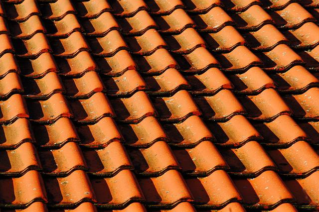 Pattern, Tile, Background, Roof, Texture, Architecture