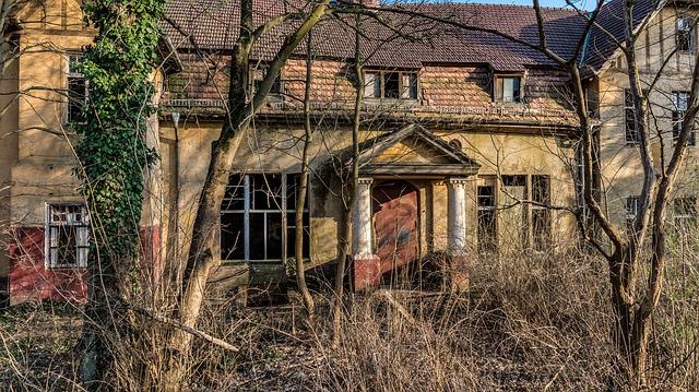 Home, Leave, Old, Architecture, Window, Rustic, Ruin