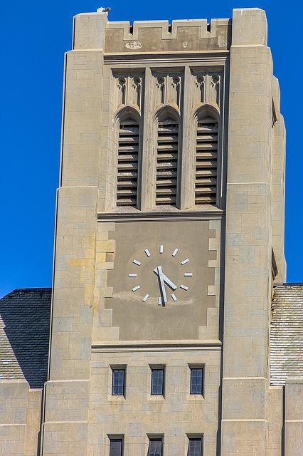 Clock, Sky, The Clock Tower, Urban, Architecture