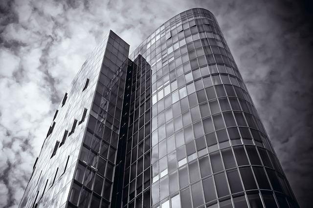 Architecture, Skyscraper, City, Building, Office, Sky