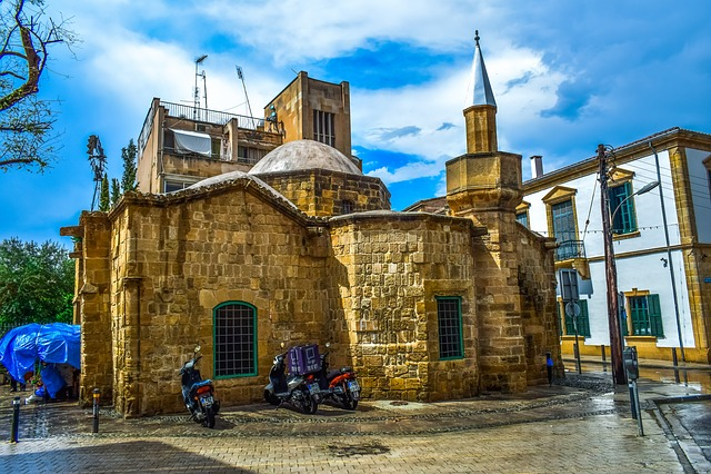 Architecture, Travel, Old, Mosque, Sky, Minaret
