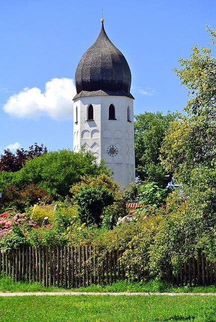 Architecture, Travel, Church, Religion, Summer