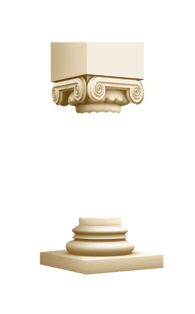 Column, Pillar, Sculpture, Support, Architecture