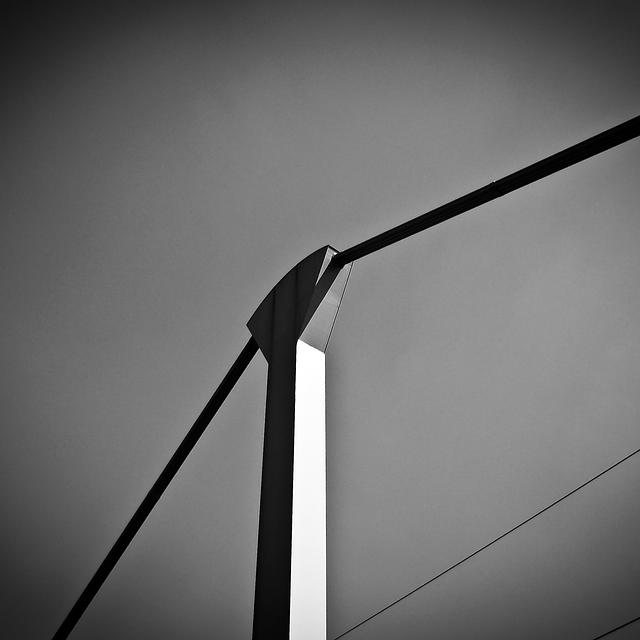 Bridge, Architecture, Suspension Bridge