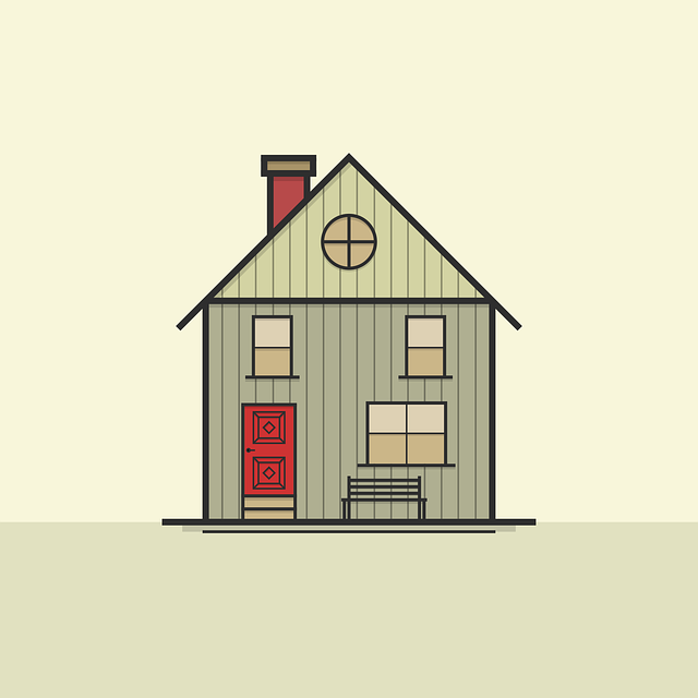 House, Icon, Symbol, Architecture, Roof, Window, Door