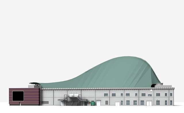 Metronome, Theater, Oberhausen, Architecture, Building