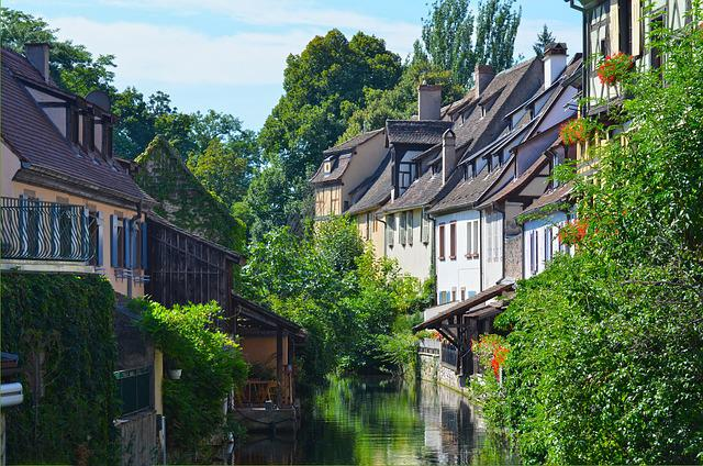 Architecture, House, Old, Building, Summer, Tourism