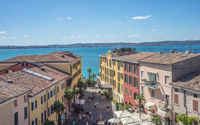Sirmione, Lake Garda, Architecture, Travel, Tourism