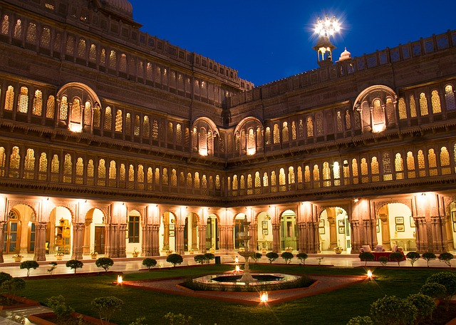 Palace, Rajasthan, India, Travel, Architecture