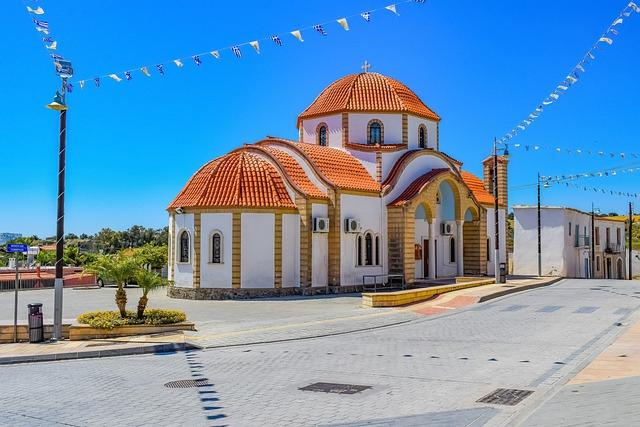 Architecture, Square, Travel, Building, Church