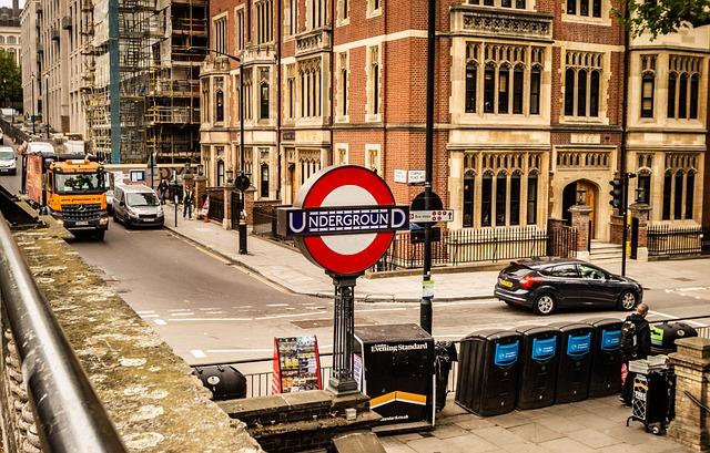 Road, City, Architecture, Travel, Urban, Underground
