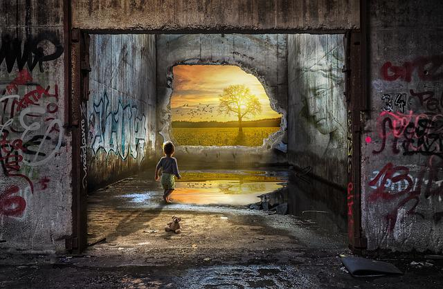 Architecture, Graffiti, Abandoned, Wall, Building, Old