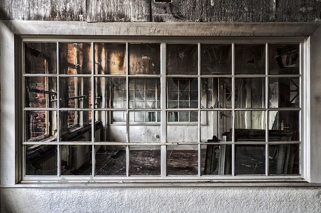 Window, Home, Architecture, Wood, Building, Old