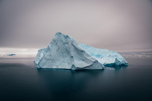 Iceberg, Antarctica, Cold, Arctic, Snow, Nature, Frozen