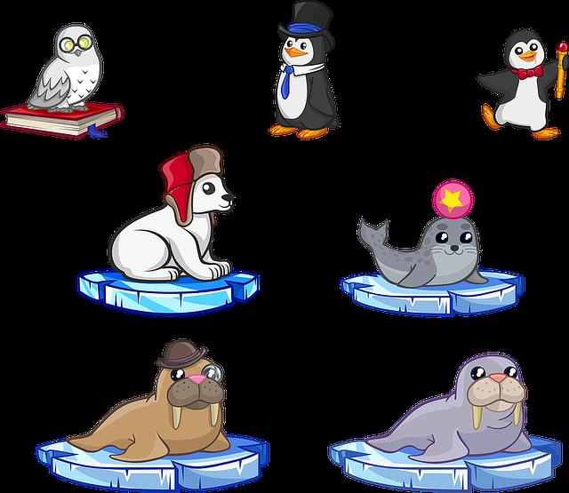 Polar, Animals, Antarctic, Arctic, North Pole, Owl
