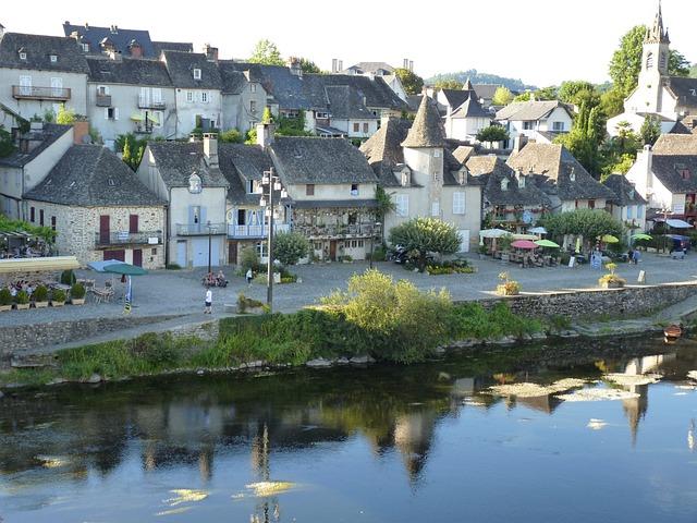 Dordogne, Corrèze, Argentat