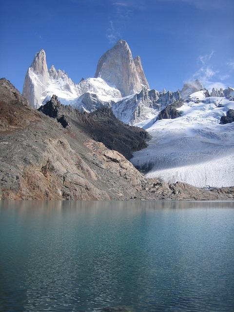 Patagonia, Argentina, Glacier, Glacier Ice, Glacier Bay