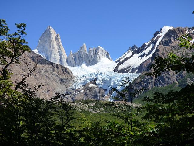 Chaltén, Fitz Roy, Mountain, Argentina Patagonia
