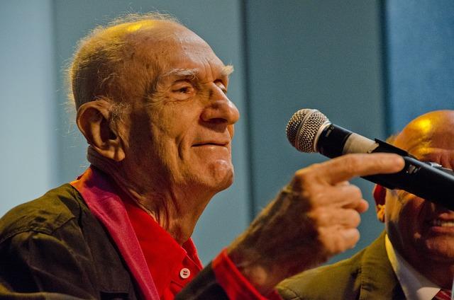 Writer, Poet, Playwright, Ariano Suassuna