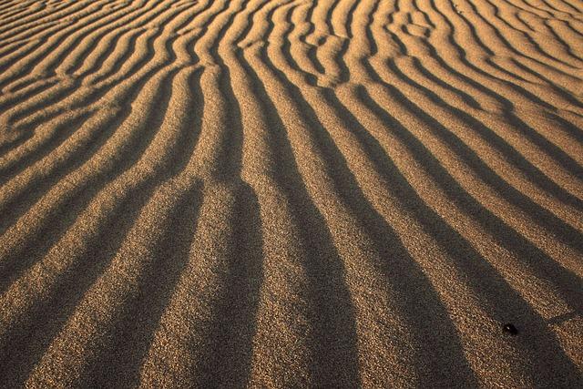 Arid, Barren, Desert, Dry, Landscape, Pattern, Sand