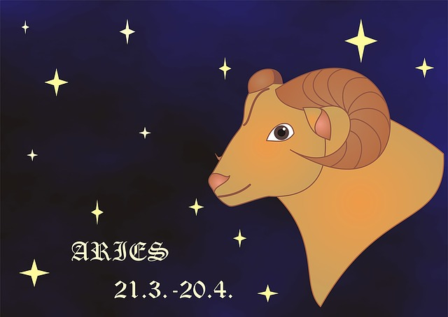 Horoscope, Sign, Zodiac, Sign Of The Zodiac, Aries
